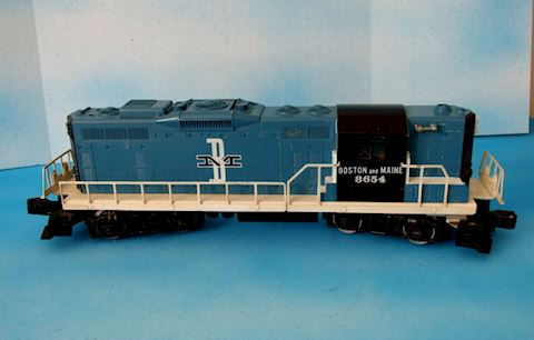 8654 BOSTON AND MAIN 1976/77 DIESEL ENGINE