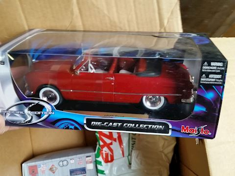 1:18 diecast 1949 Ford convertible Maisto