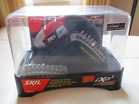 Skill Palm-Sized Drill