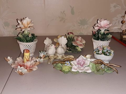 SR  356  Collection of Flowers