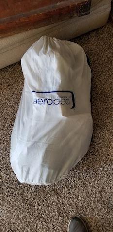 Queen size Aerobed mattress