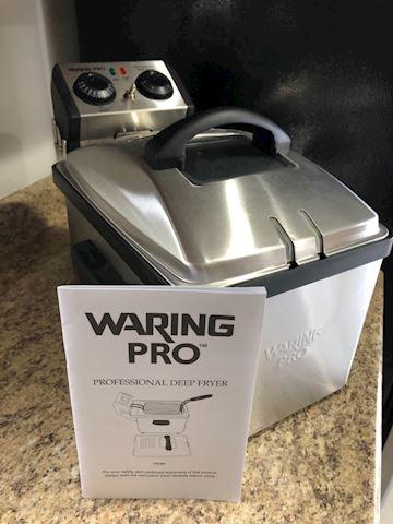 Wearing Pro Deep Fryer DF 200