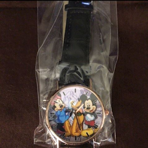 Brand New Disney Watch Mickey, Minnie, Goofy