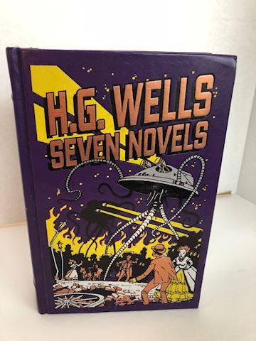Barnes & Noble H.G. Wells Seven Novels - 1 Total