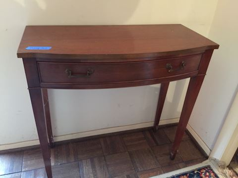 Hall Entry/Console Table