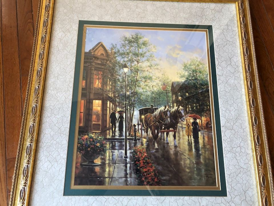 Stony Point NY - Art, Prints, Furniture, Porcelain, Christmas decorations