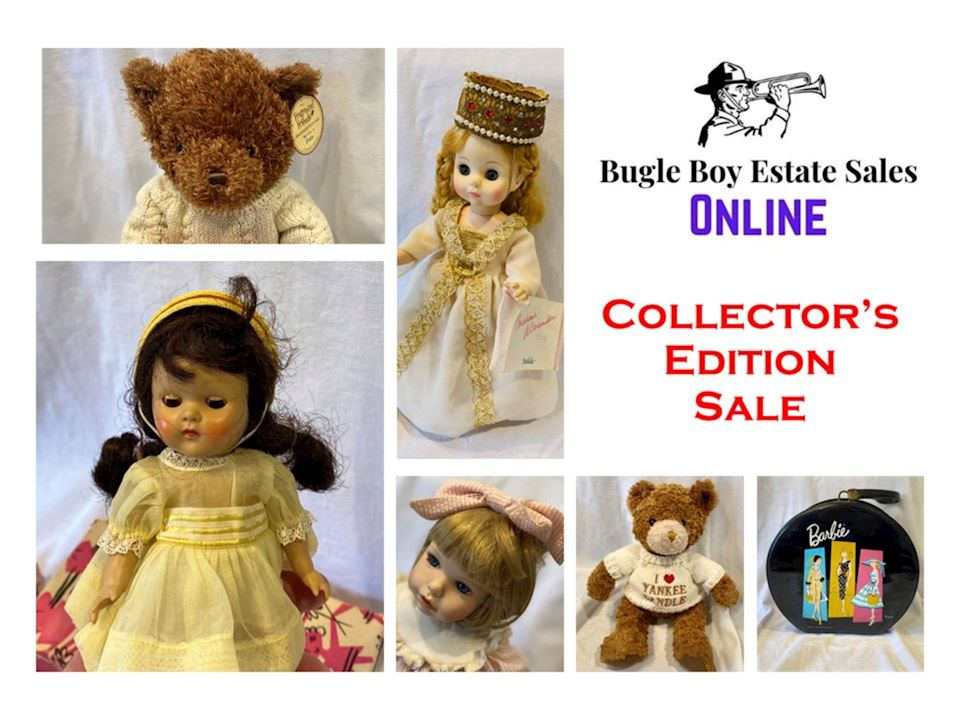 Collector Edition Dolls and More!