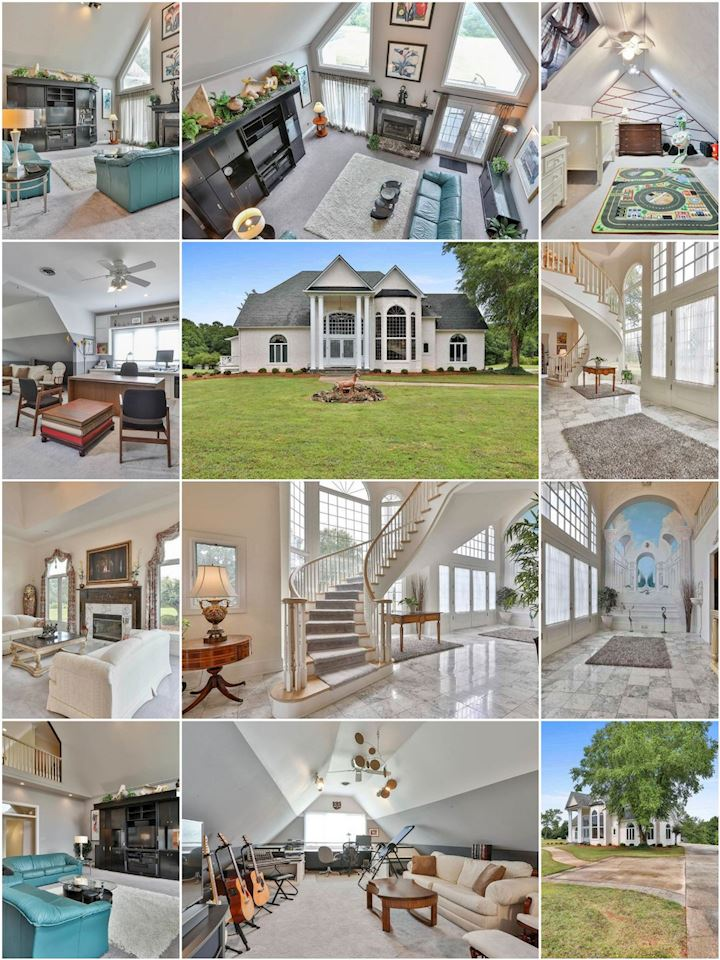 """ONLINE Goldstein ESTATE AUCTION """"TRULY"""" Fabulous Home & Contents WILLIAMSON ,GA"""