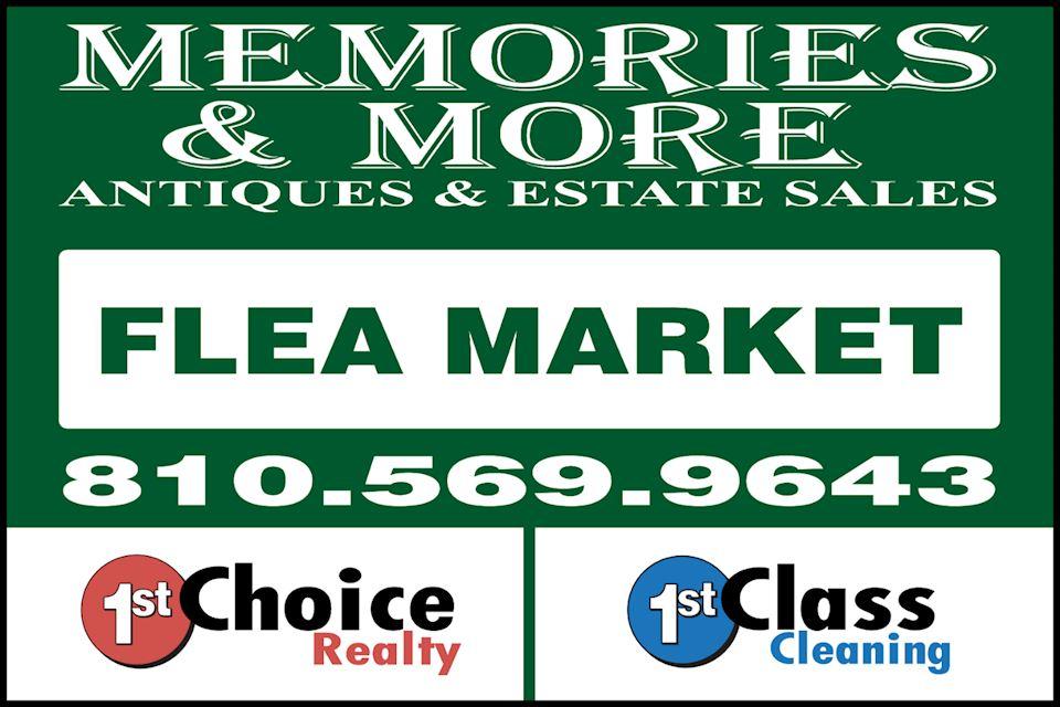 Memories & More Online Auction (8523 State Rd. Millington, MI 48746)