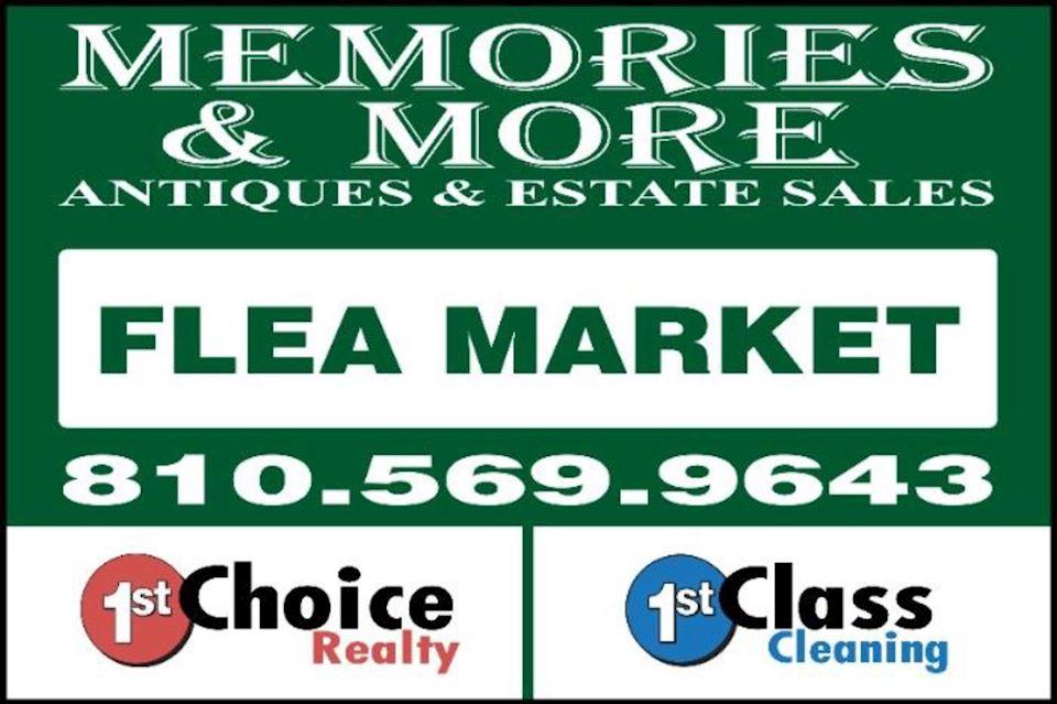 Memories & More Vassar Warehouse Online Auction 341 S. Main Street Vassar, MI 48768
