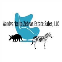 Aardvarks to Zebras Estate Sales, LLC Logo