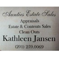 Aunties Estate Sales Logo
