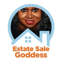 Estate Sale Goddess Logo