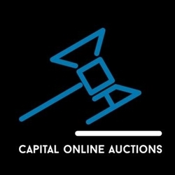 Capitol Online Auctions Logo