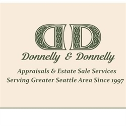 Donnelly & Donnelly Appraisals & Estate Sale Services Logo