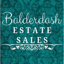 Balderdash Estate Sales LLC Logo