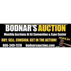 Bodnar's Auction Logo
