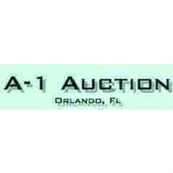 A-1 Auction Logo
