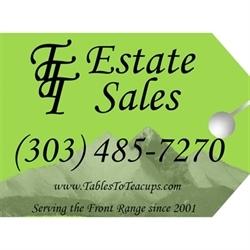 TTT Estate Sales Logo