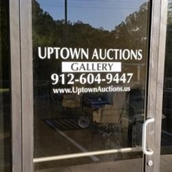 Uptown Auctions Logo