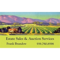 Big Valley Estate Sales Logo