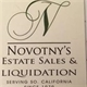 Novotny's Estate Sales and Liquidation Services Logo