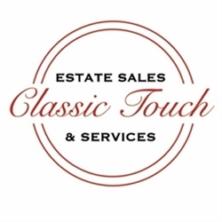 Classic Touch Estate Sales and Services Logo