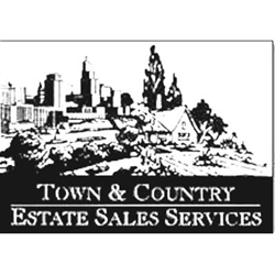Town and Country Estate Sales Logo