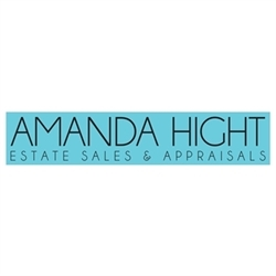 Amanda Hight Estate Sales Logo