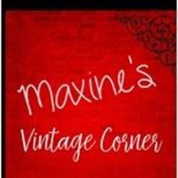 Maxine's Vintage Corner Logo
