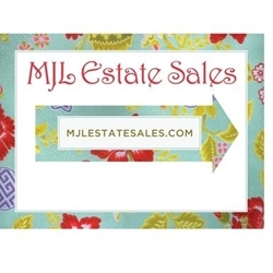 MJL Estate Sales Logo