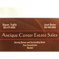 Antique Center Estate Sales Logo