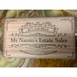 My Nanna's Estate Sales Logo