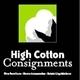 High Cotton Consignments Estate Liquidations Logo