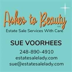 Ashes To Beauty Estate Sales Services, LLC. Logo