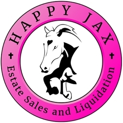 Happy Jax Estate Sales And Liquidation Logo