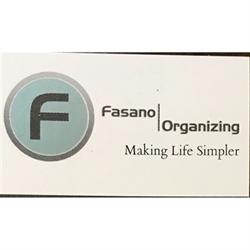 Fasano Organizing Logo