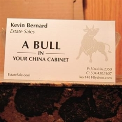 A Bull In Your China Closet Logo