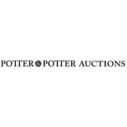 Potter & Potter Auctions, Inc. Logo