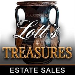 Lott's Treasures Estate Sales LLC Logo