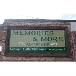 Memories & More Logo