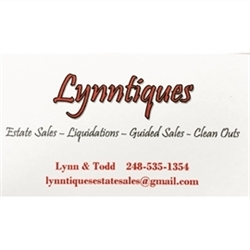 Lynntiques Estate Sales