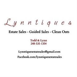Lynntiques Estate Sales Logo