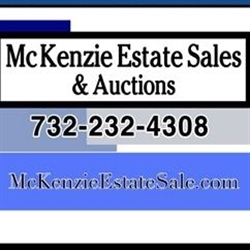 McKenzie Estate Sales Logo