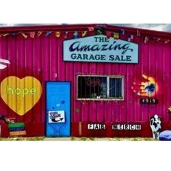 The Amazing Garage Sale
