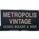 Metropolis Vintage Logo