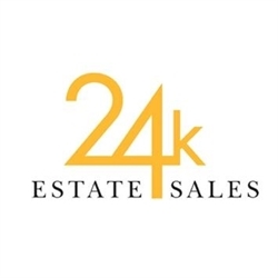 24k Estate Sales Logo