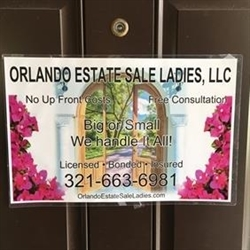 Orlando Estate Sale Ladies, LLC