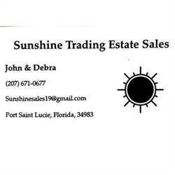 Sunshine Trading Estate Sales Logo