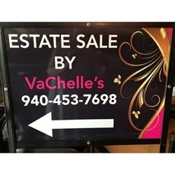 Vachelle's Estate Sales Logo